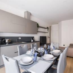 family apartment bologna via pizzardi